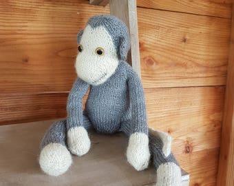 Jacobus monkey