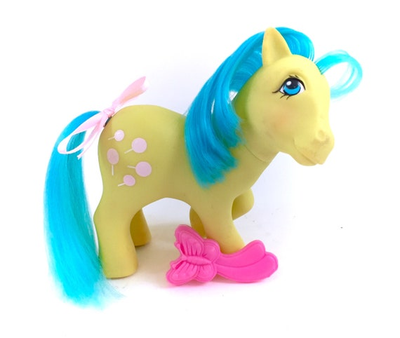 Vintage 1980/'s My Little Pony Accessories ~ BRUSH /& COMB SHOP ~ Choose yours