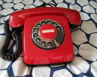 Red Soviet Telephone