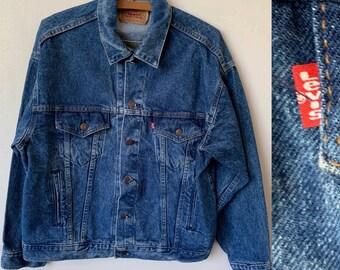 Dating vintage levi jakker