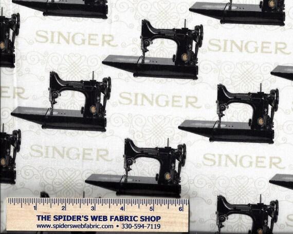 40 SINGER FEATHERWEIGHT Sewing Machine Fabric Sewing With Etsy Impressive Singer Featherweight Sewing Machine Model 100