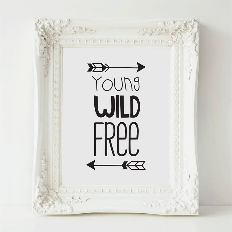 graphic relating to Free Printable Arrows named More youthful Wild Free of charge print, printable arrows, printable wall artwork decor, minimalist artwork, artwork for office environment or bed room, Printable wall artwork decor
