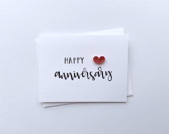 heart card   anniversary card   I love you card   wedding anniversary card   celebration of love   partnership anniversary card