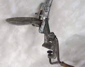ANTIQUE CHERRY PITTER or Stoner No. 50 Crank Type, New Standard Corp. Mt. Joy Pa. U.S.A., Late 1800 39 s to Early 1900 39 s - Still Usable