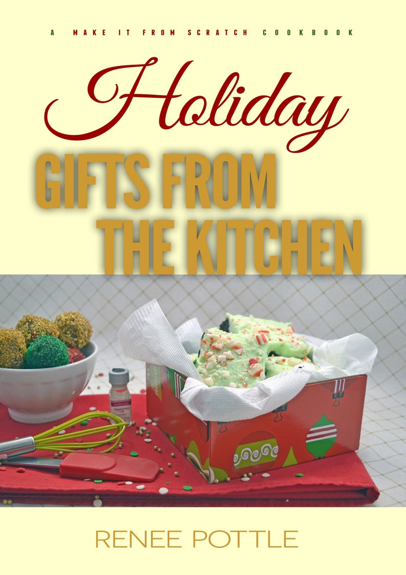 Holiday Gifts from the Kichen Recipes and IdeasEasy image 0