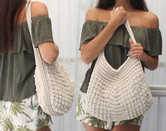 98f208f0a440 Crochet bag pattern-MACIE bag-Crochet handbag pattern-Crochet boho bag-Beach  bag-Crochet tote-Market bag-Handmade bag-Crochet bag purse PDF