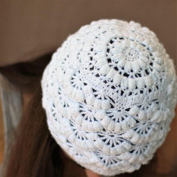 Crochet pattern Patron de crochet IRIS Cloche Hat Bonnet | Etsy