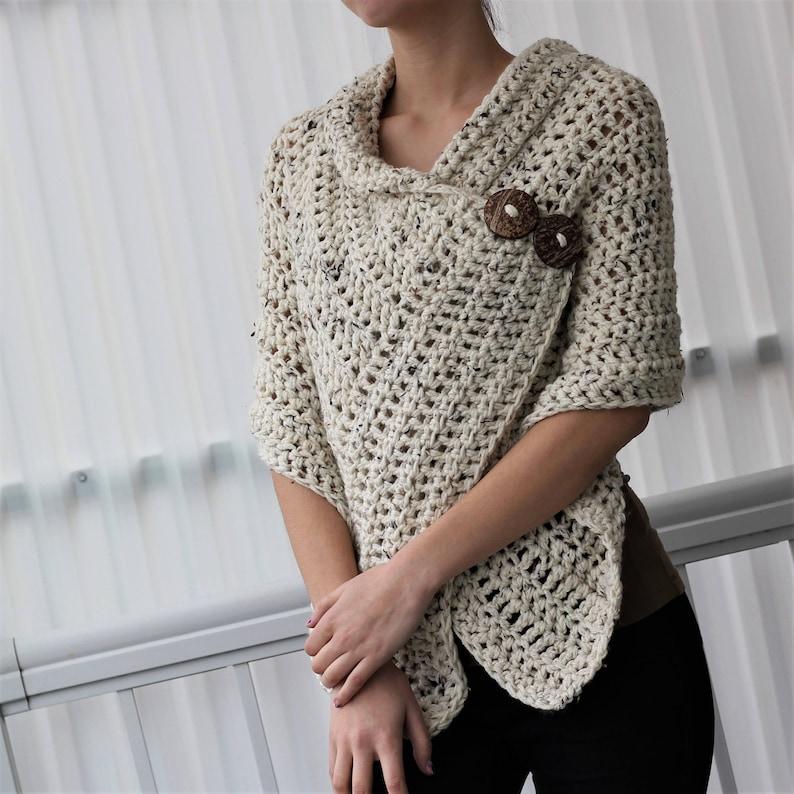 Easy Crochet pattern Beginner crochet Patron crochet AZALI image 0