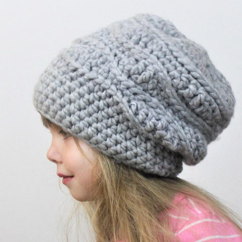 Crochet pattern Patron de crochet Crochet hat patern english  e9b0c83e0a0