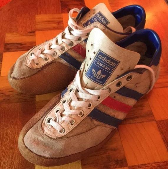 70`S 80`S VINTAGE ADIDAS ROM SHOES | Vintage adidas, Black