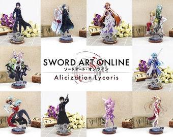 Anime Sword Art Online 2 GGO Sinon Asada Shinon Cosplay Wig Hairclip Free cap