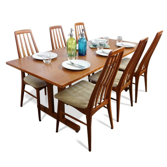 Danish Hans J. Wegner Shaker Dining Table (Chairs Not Included)
