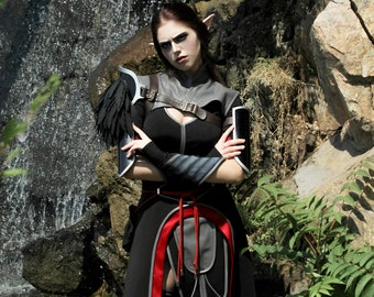 Dragon Age 2 Merrill Cosplay