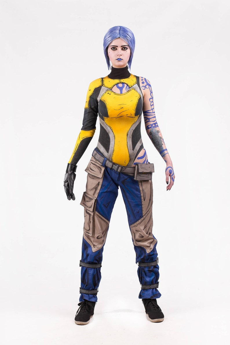 5e837444059 Maya cosplay costume from Borderlands 2 video game, Halloween costume