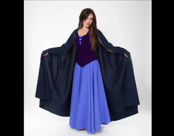 Costume Da Bagno Sirenetta Disney : Vanessa costume di ursula cosplay cosplay principessa la etsy