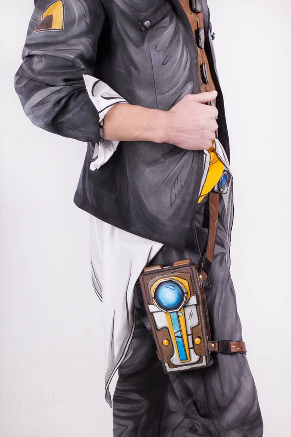 Video Games Cosplay Costume Handsome Jack Borderlands 2 Video Game Male Character Games Convention Gamescon Costume Contest