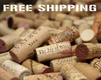 500 corks used clumps