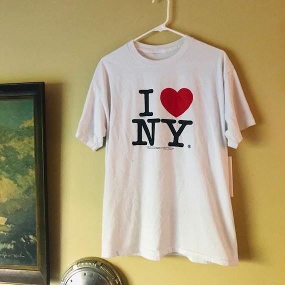 Vintage I Heart NY T-shirt