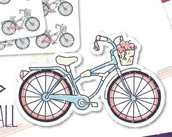 Fahrrad Fahrrad Sticker, Fahrrad Aufkleber, Fahrrad Aufkleber, Aufkleber, Zyklus Aufkleber, Fahrrad-Planer