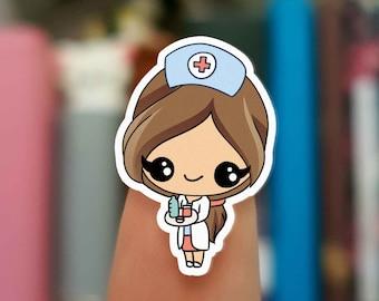 Nurse stickers  / Planner Stickers /  JOP217
