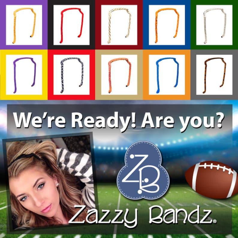31fb4d83b44ac College NFL Football Headband Favorite Team Alabama | Etsy