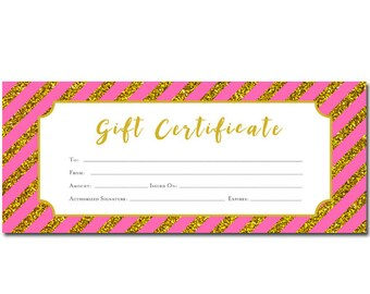 tribal gift certificate gift certificate template gift for etsy
