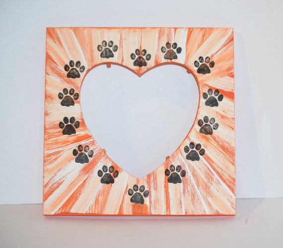 Halloween Picture Frame Halloween Dog Pet Owner Gift Etsy