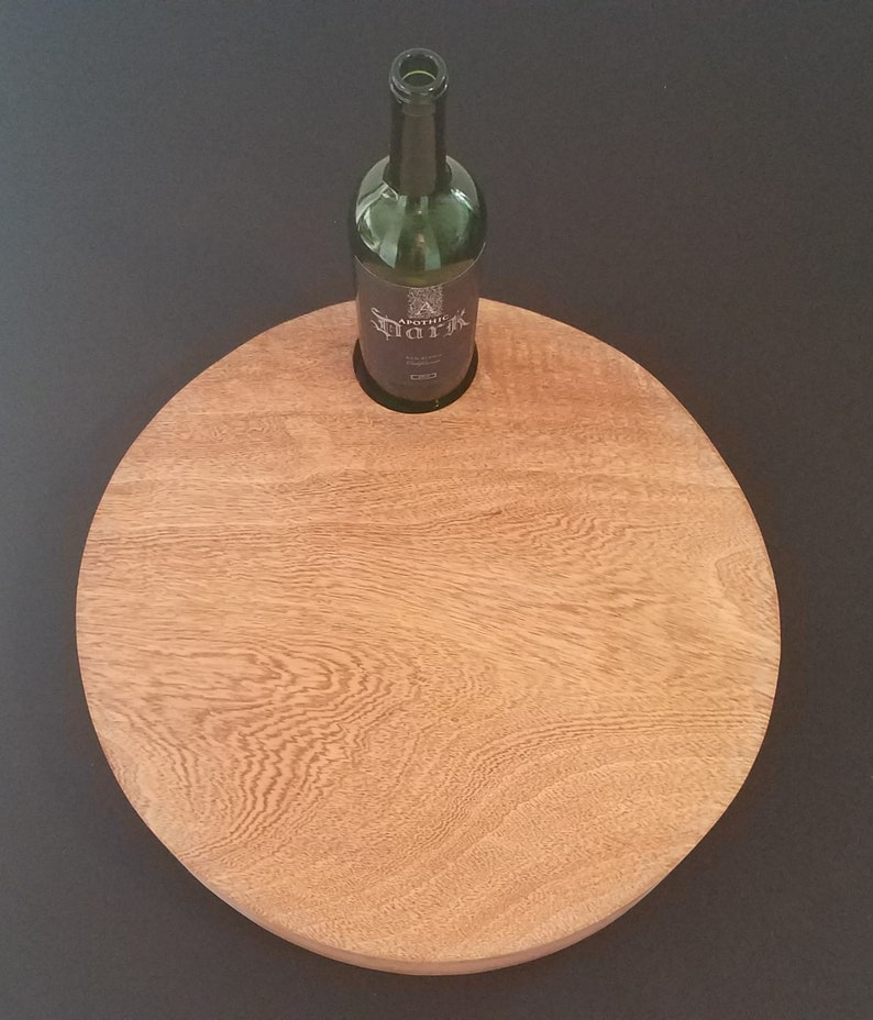 Centerpiece Lazy Susan Turntable Cheese Board Wine Cheese Lazy Susan Wedding Gift
