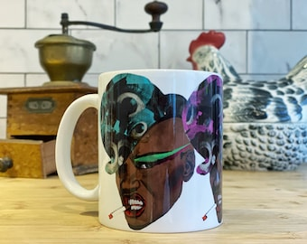 Grace Jones Mug - Please read Description