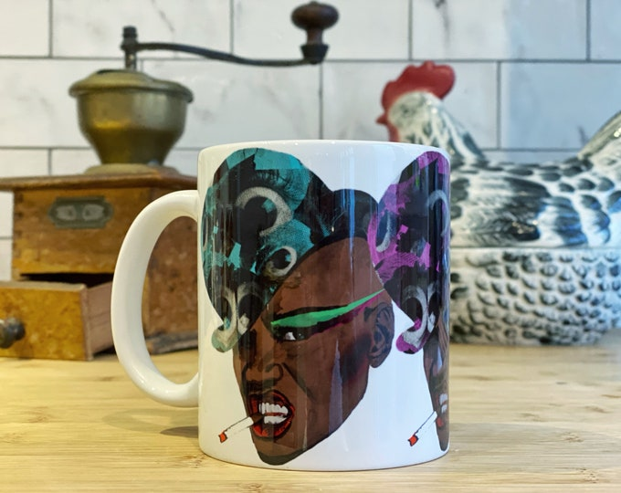 Grace Jones Mug