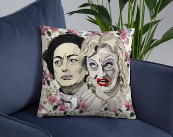 Baby Jane Pillow Case
