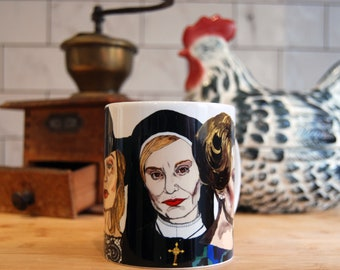 Jessica Lange American Horror Story Mug