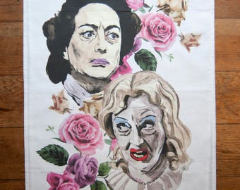 Whatever Happened To BabyJane Dish Towel (Tea towel) - Please read description
