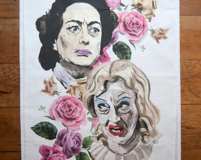 Whatever Happened To BabyJane Dish Towel (Tea towel)