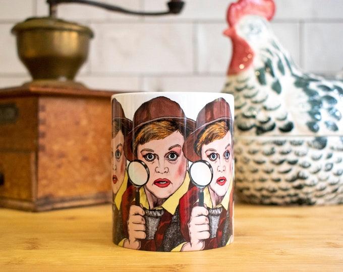 Angela Lansbury (Murder She Wrote) Mug