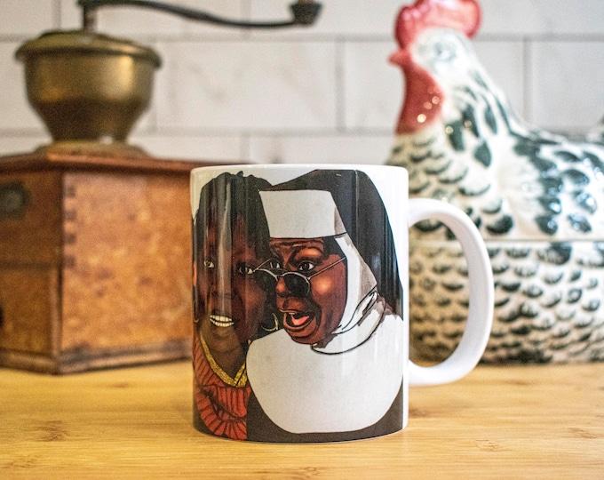 Whoopi Goldberg (Various Characters) Mug