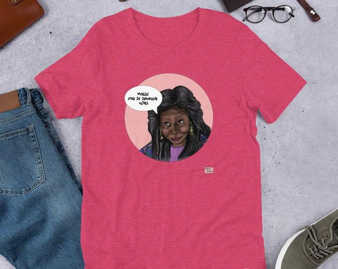 Whoopi Goldberg (GHOST) Unisex T-Shirt
