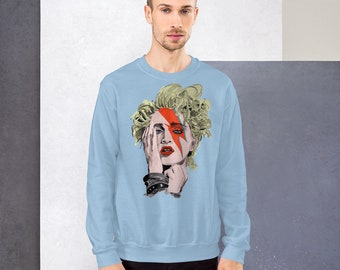 Madonna Rebel (Rebel) Heart Sweatshirt