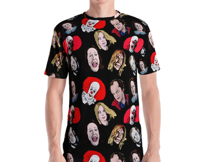 Men's Stephen King Character T-shirt