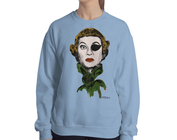 Bette Davis UNISEX Sweatshirt