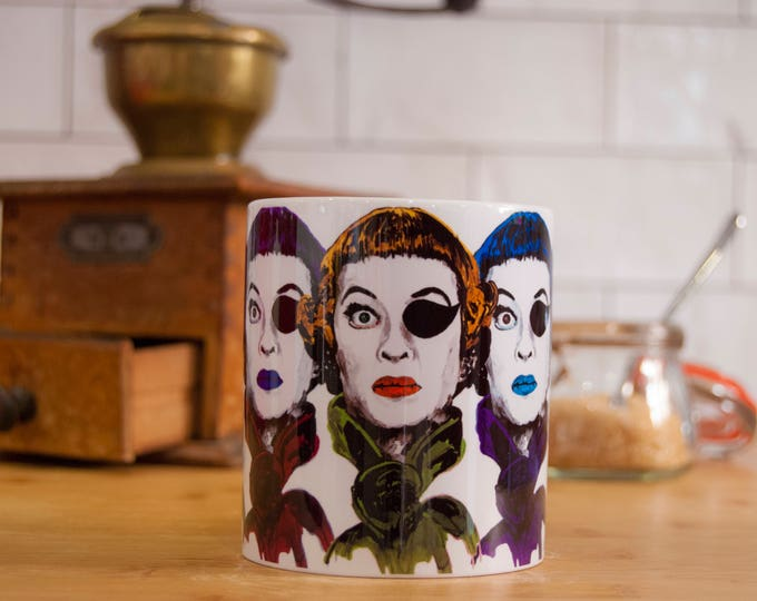 Bette Davis 'The Annivesary' Mug