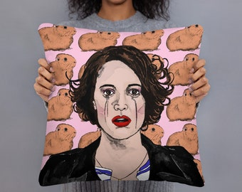 Fleabag double sided Cushion Cover