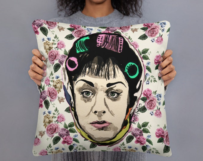 Divine Dawn Davenport (Rollers) Pillow Case