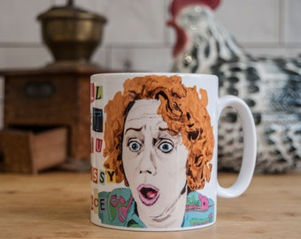 Serial Mom (Beverly and Dottie) character MUG - Please read description