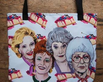Golden Girls Beach Bag