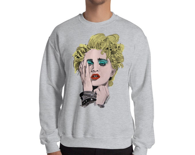 Madonna 1980's Sweatshirt