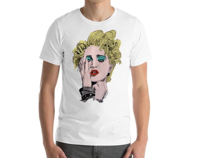 Madonna 1980's Unisex T-Shirt