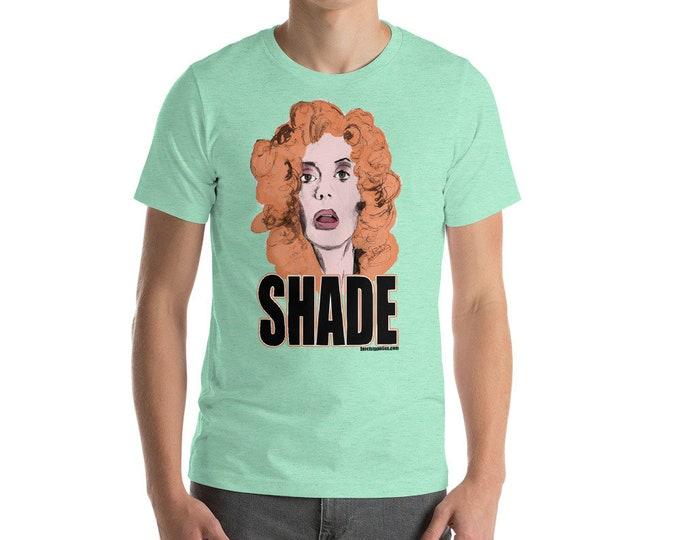 SHADE Susan Sarandon Unisex T-Shirt