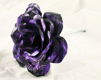 Ghost Rose (Purple Metallic)
