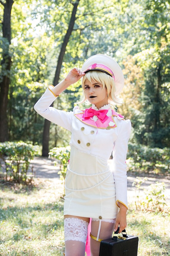SHIP TO set Homestuck READY full Roxy Military Lalonde cosplay S57f78p